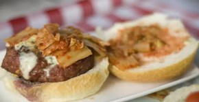 La Vespa Burger Bar: Hamburgeseria Italiana a Barcellona