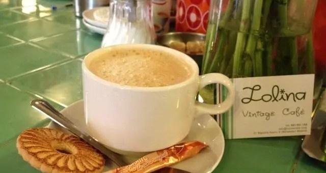 Lolina Vintage Cafe a Madrid
