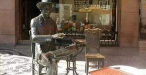 A Brasileira, un caffè con Pessoa nel cuore di Lisbona