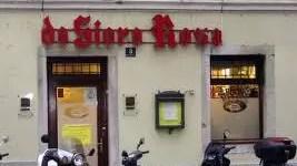 Mangiare da Siora Rosa a Trieste