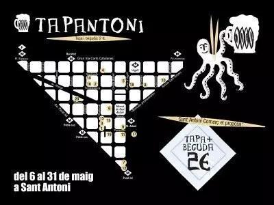 Tapas a Barcellona: San Antoni ed il Tapantoni