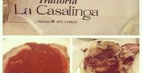Trattoria La Casalinga, mangiare a Firenze