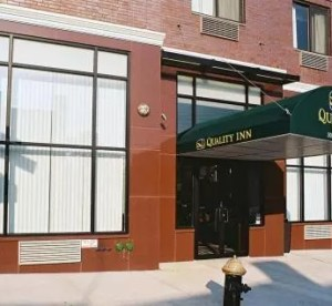 Quality Inn Hotel di LongIsland City, New York
