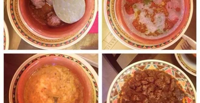 Mangiare messicano a Roma, El Pueblo