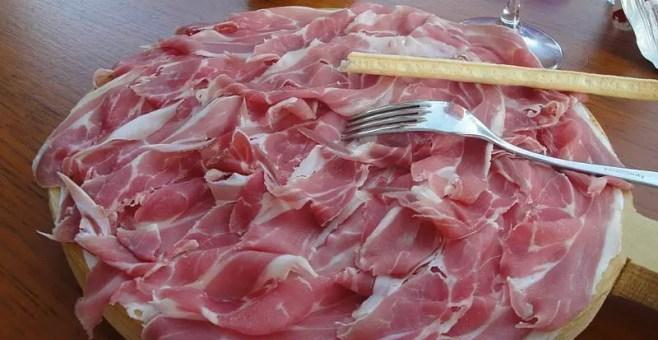 Blogtour a Udine con Prosciutto di San Daniele per Aria di Festa