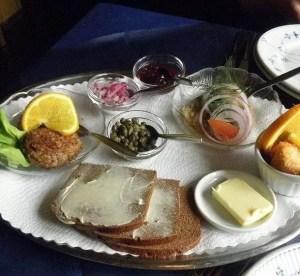Café Petersborg a Copenaghen dove mangiare vicino alla Sirenetta