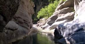 Blog Tour Adventure in Calabria Gole del Raganello