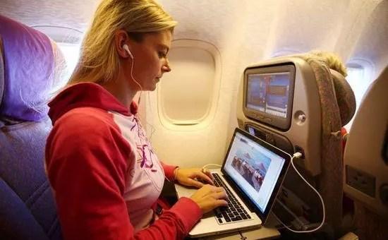 Wifi in aereo, io l'ho provato, ecco le linee che lo offrono