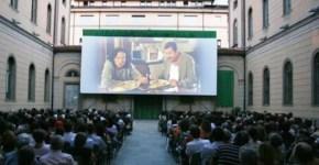 Notti di Cinema a Roma a Piazza Vittorio in estate