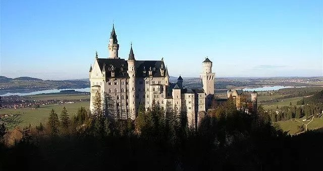 Baviera non solo birra: il castello di Neuschwanstein
