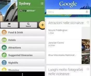 Tutta Sydney con 3 applicazioni