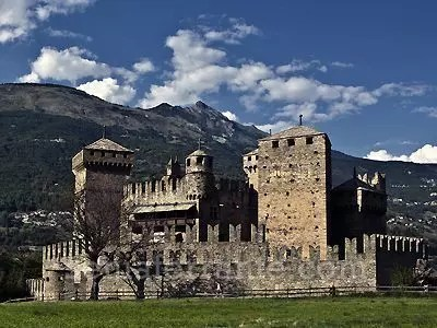 Un giorno ad Aosta e al Castello di Fénis
