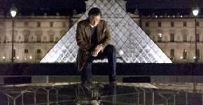 Codice da Vinci, tour a Parigi con Dan Brown