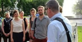 Berlino, senzatetto diventano guide turistiche