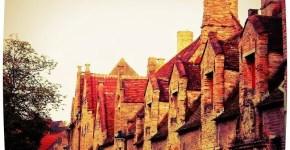 Un posto incantato: Bruges!