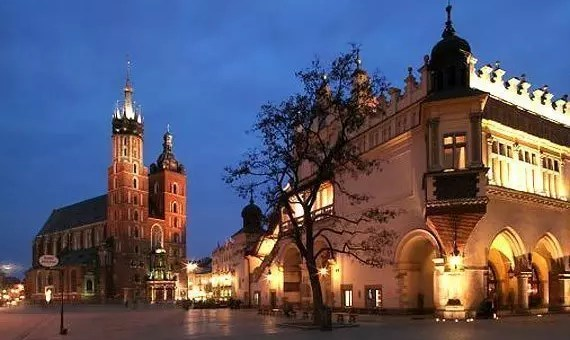 Cracovia: la leggenda della Basilica di Santa Maria