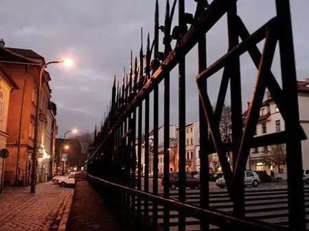 Un treno per Kazimierz e il ghetto ebraico di Cracovia