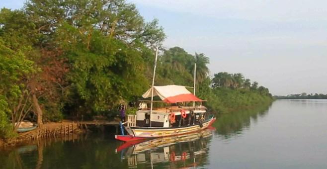The Gambia. L'Africa più piccola