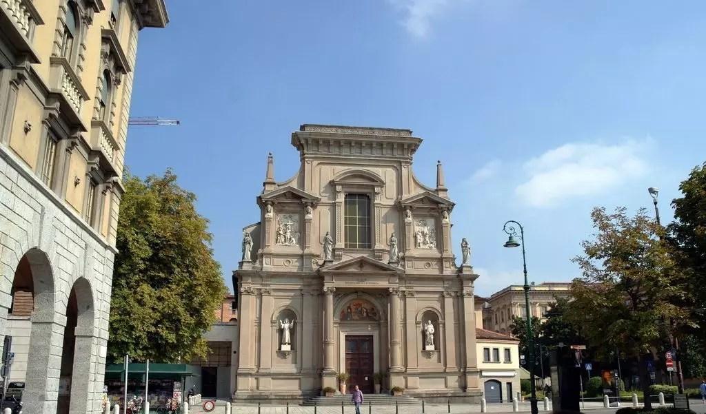 Chiesa San Bernardino - Bergamo