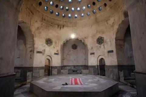 La magia del Turk Hammam a Istanbul