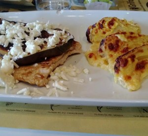 Una pausa pranzo al Negresco di Modena