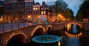 Amsterdam Light Festival, da dicembre a gennaio