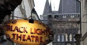 Il Teatro Nero a Praga