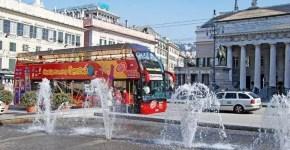 Visitare Genova con il Citysightseeing