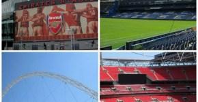Tour degli stadi a Londra