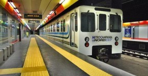 Come muoversi a Napoli: metropolitana