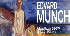Munch a Genova