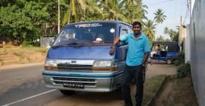 Sri Lanka: muoversi con Nisal