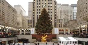 L'Albero di Natale del Rockefeller Center