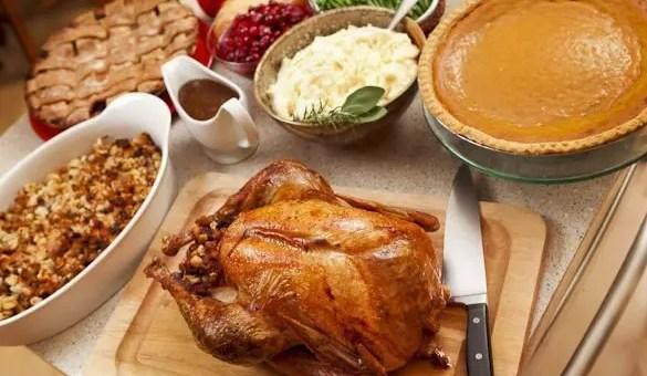 Dove mangiare il menù del Thanksgiving Day a Milano