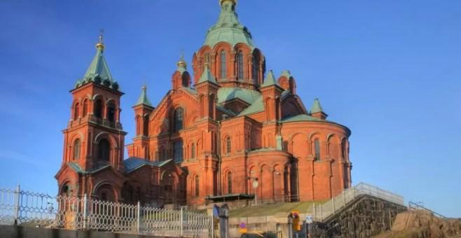 Helsinki Walking Tour, cosa vedere in un giorno