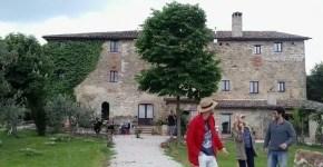Monestevole, borgo sostenibile Tribewanted in Umbria