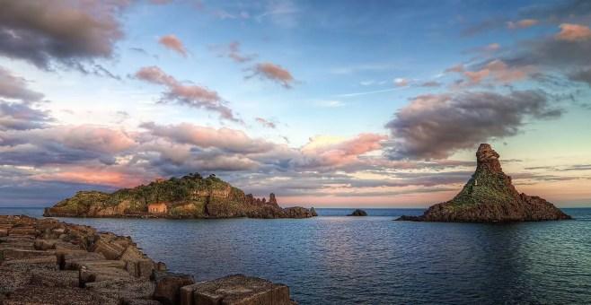 Isola Lachea ad Acitrezza e la sua leggenda