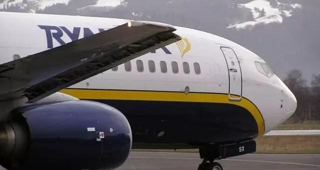Nasce Bargain Thursday di Ryanair, voli low cost