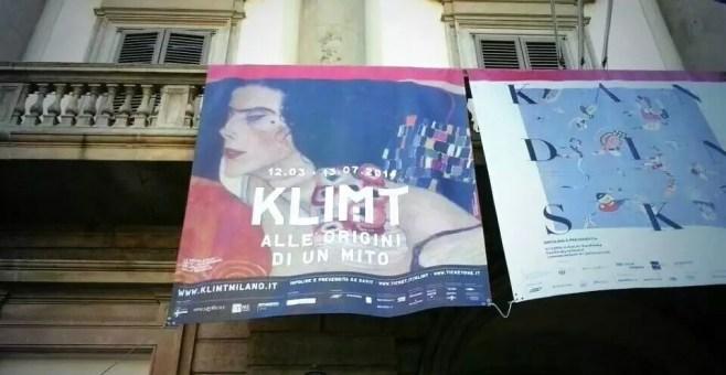 Gustav Klimt in mostra a Milano