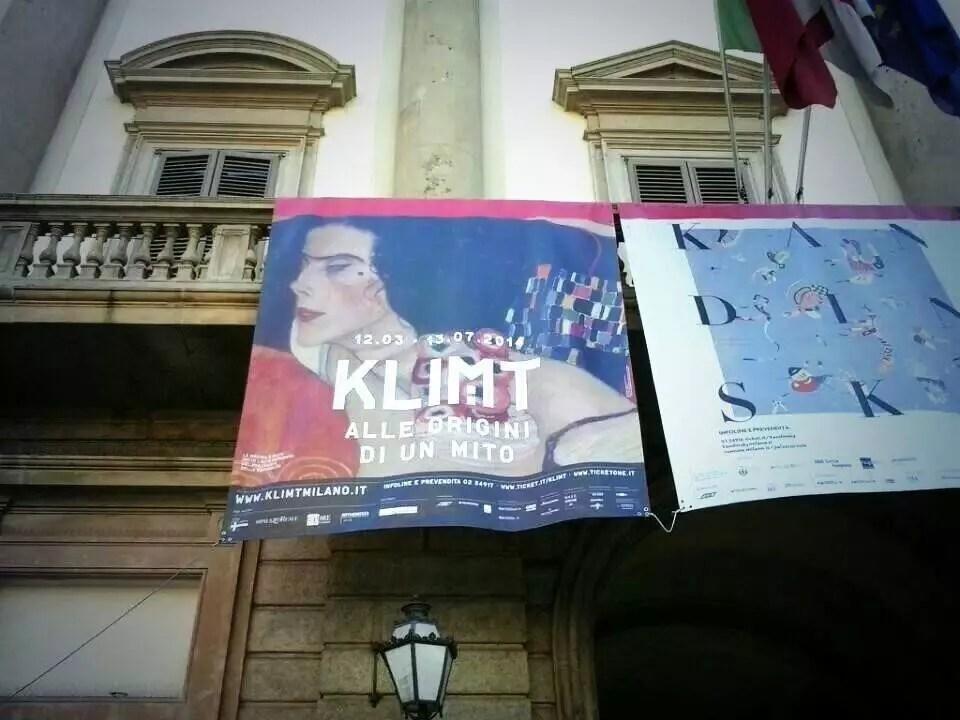 Klimt-mostra-milano