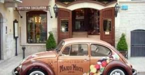 Confetteria Mucci e Museo del confetto ad Andria
