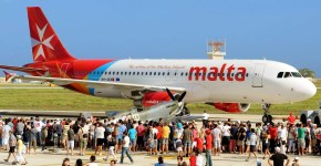 Come arrivare dall'Aeroporto di Malta al centro