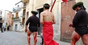 I Vattienti, il rito di Pasqua in Calabria