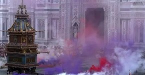 Scoppio del carro, l'evento di Pasqua a Firenze