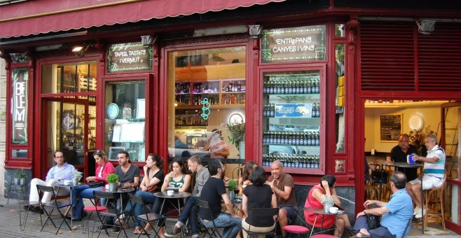 Mangiare a Barcellona nel quartiere San Antoni: il Betlem