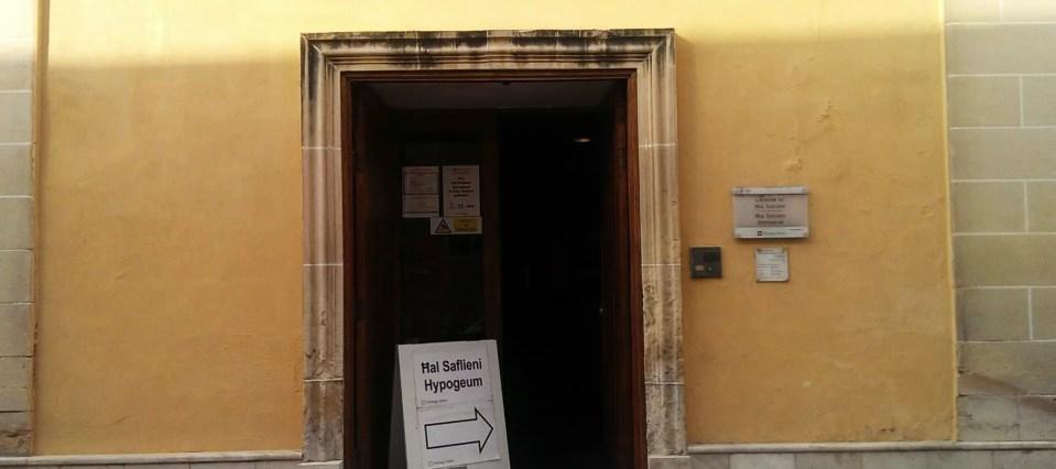 Ipogeo di Hal Saflieni a Malta, un gioiello inestimabile