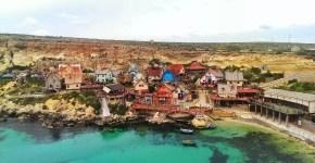 Villaggio Popeye a Malta, costi e ingresso