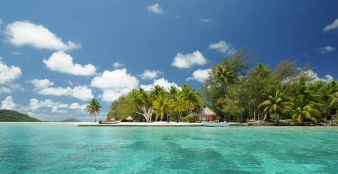 7 giorni in paradiso:  viaggio in Polinesia Francese