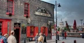 5 pub caratteristici a Londra