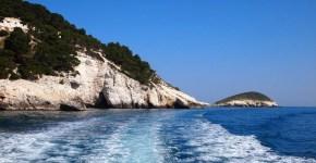 Visitare le Grotte Marine di Vieste
